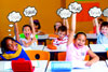Sensational Classroom™ ThoughtClouds™ Dry-Erase Response Boards